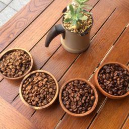 Kahve Kavurma Dereceleri