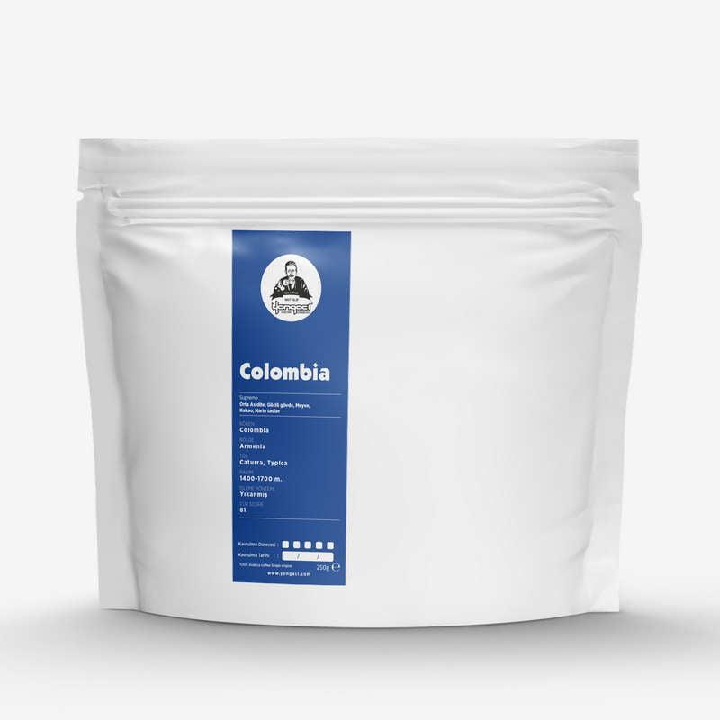 Kolombiya Kahve