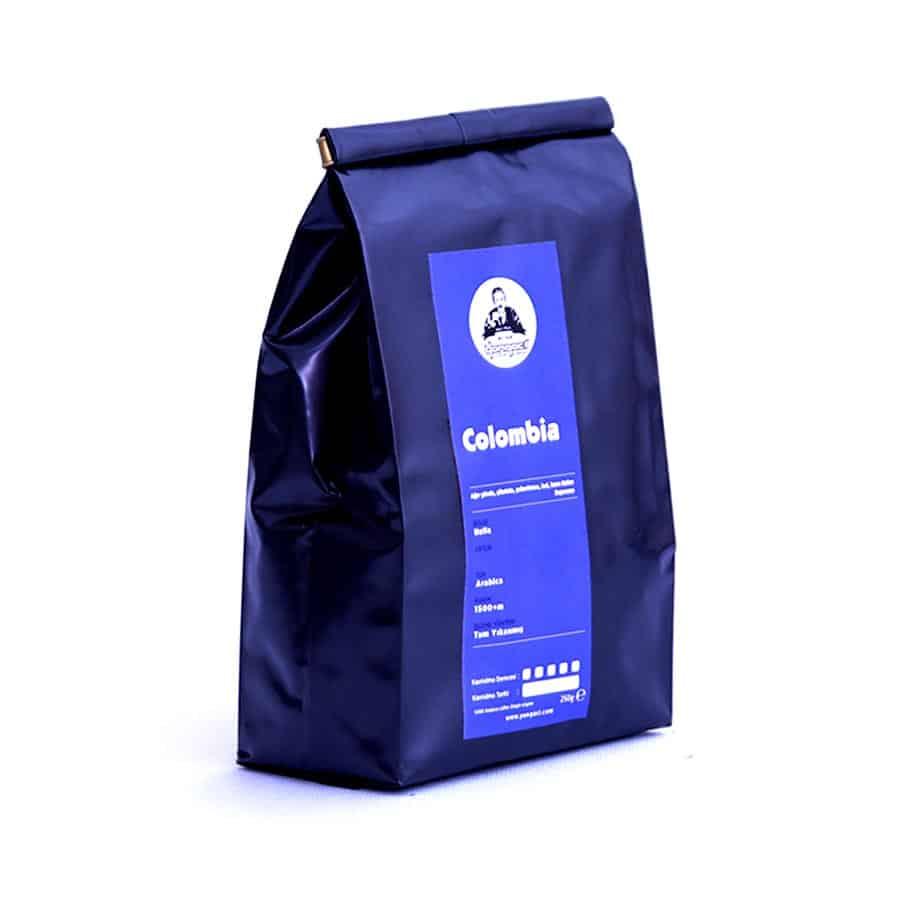 Kolombiya Filtre Kahvesi