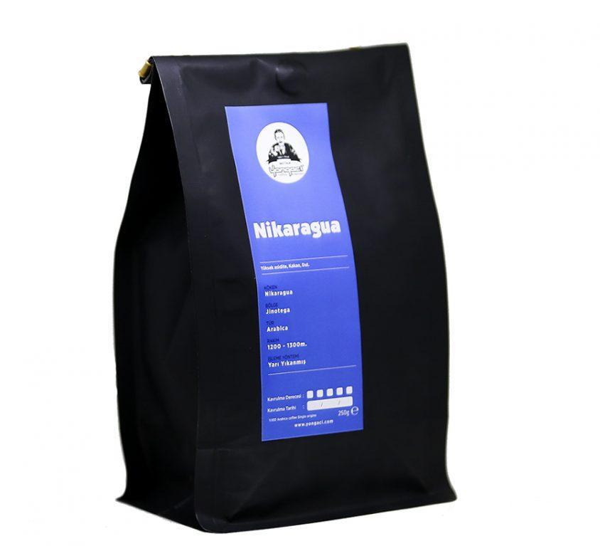 Nikaragua Filtre Kahve