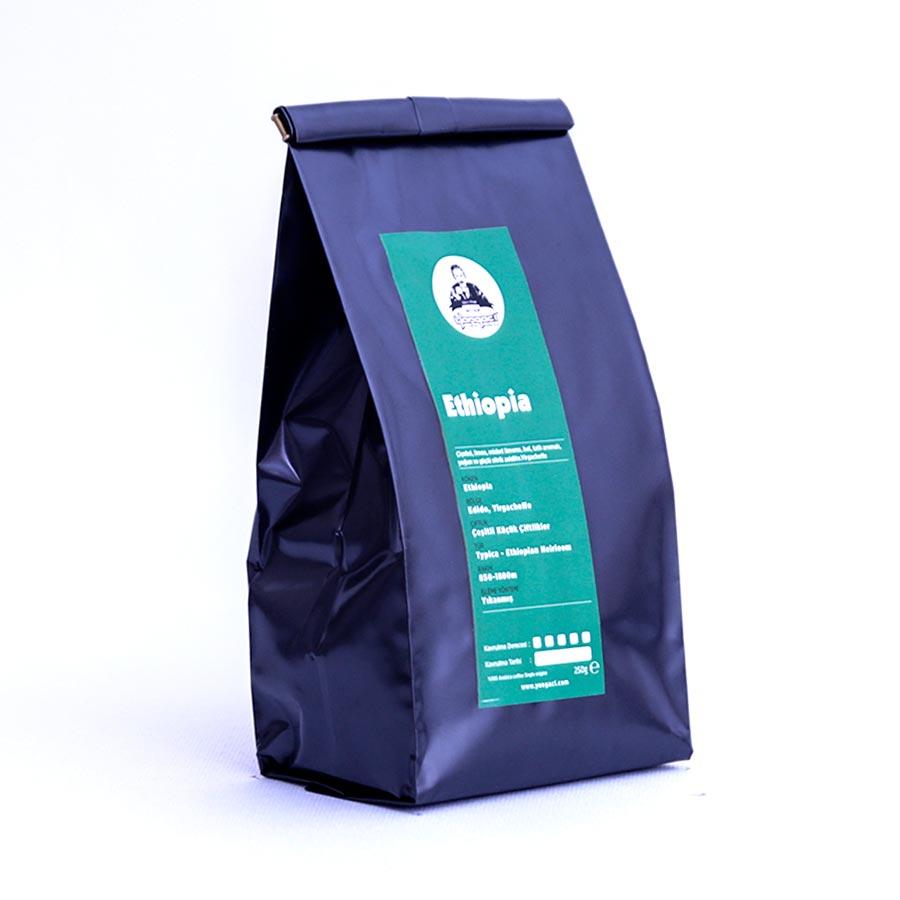 Nitelikli Türk Kahvesi Etiyopya