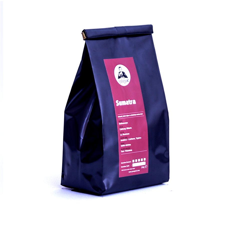 Nitelikli Sumatra Türk Kahvesi