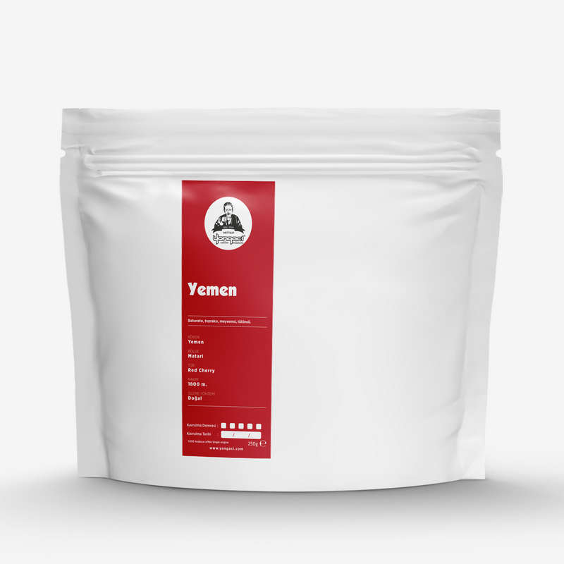 Yemen Filtre Kahve