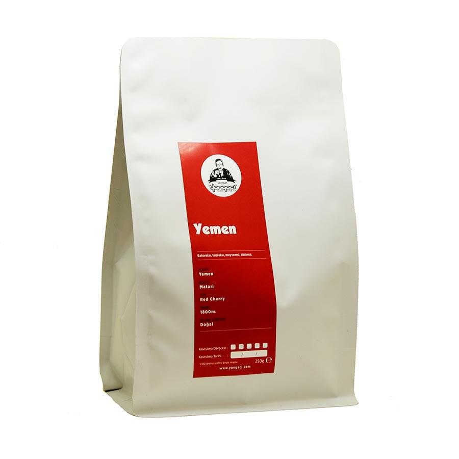 Yemen Filtre Kahvesi